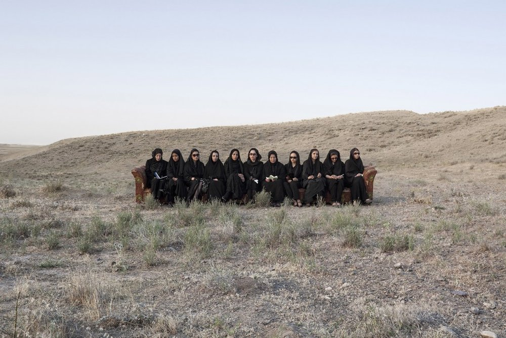 Iran, Untitled  No. 6, 2013