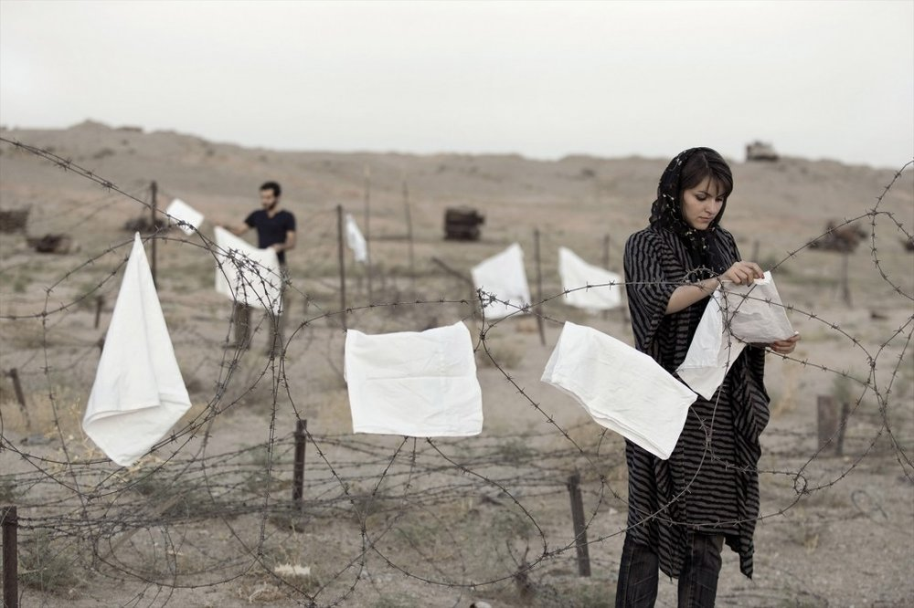 GOHAR DASHTI,  Today's Life and War No. 1 , 2008