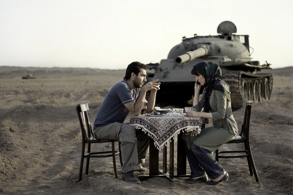 GOHAR DASHTI,  Today's Life and War No. 2 , 2008