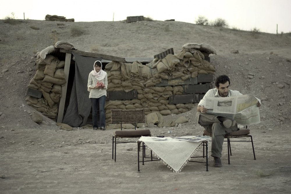GOHAR DASHTI,  Today's Life and War No. 5 , 2008