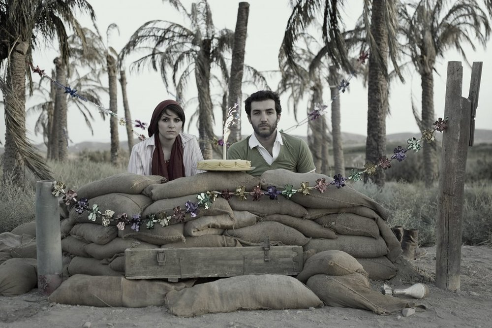GOHAR DASHTI,  Today's Life and War No. 7 , 2008