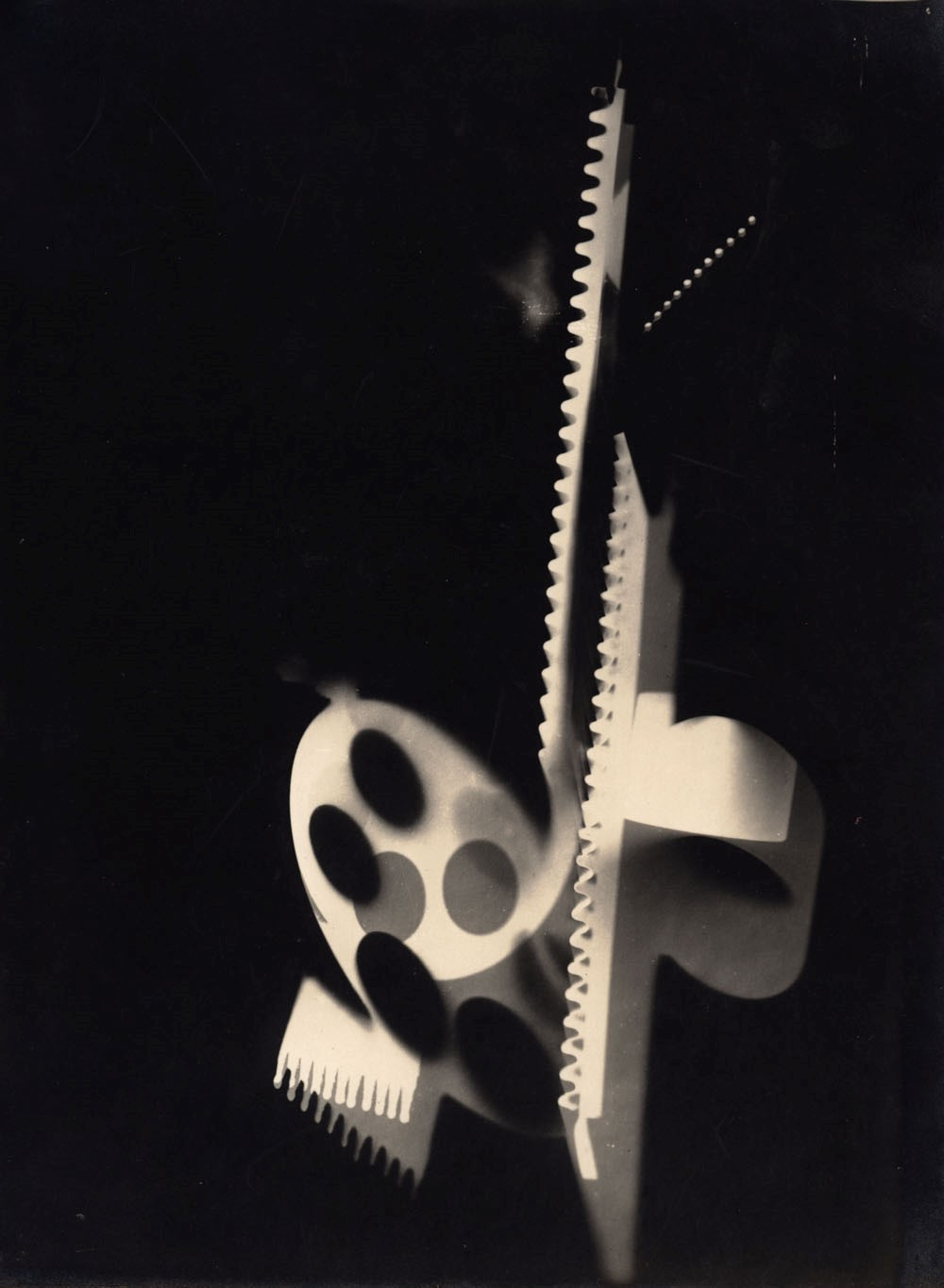 MAN RAY,  Film Reel,  1929 - 1930