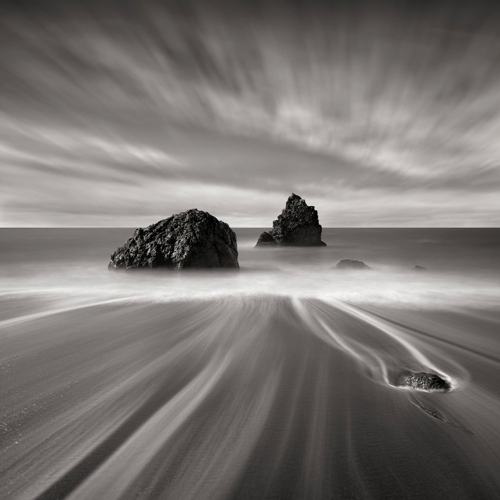 DAVID FOKOS,  Sonoma Coast II, California,  2018