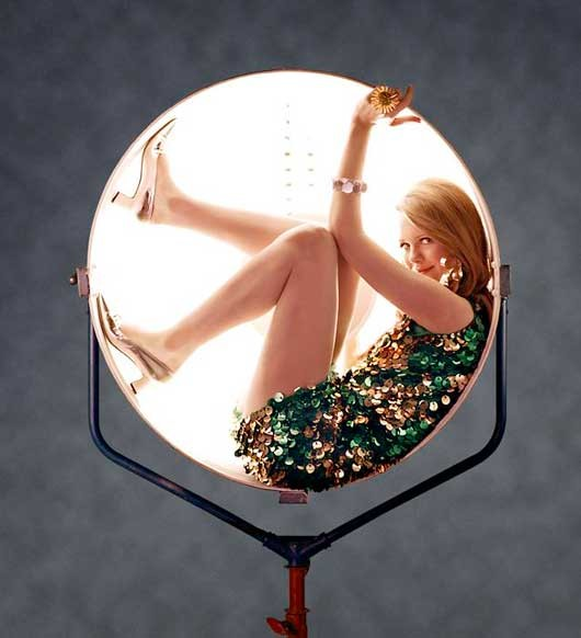 ORMOND GIGLI , Girl in the Light,  1967