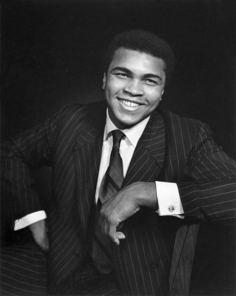 YOUSUF KARSH,  Muhammad Ali,  1970