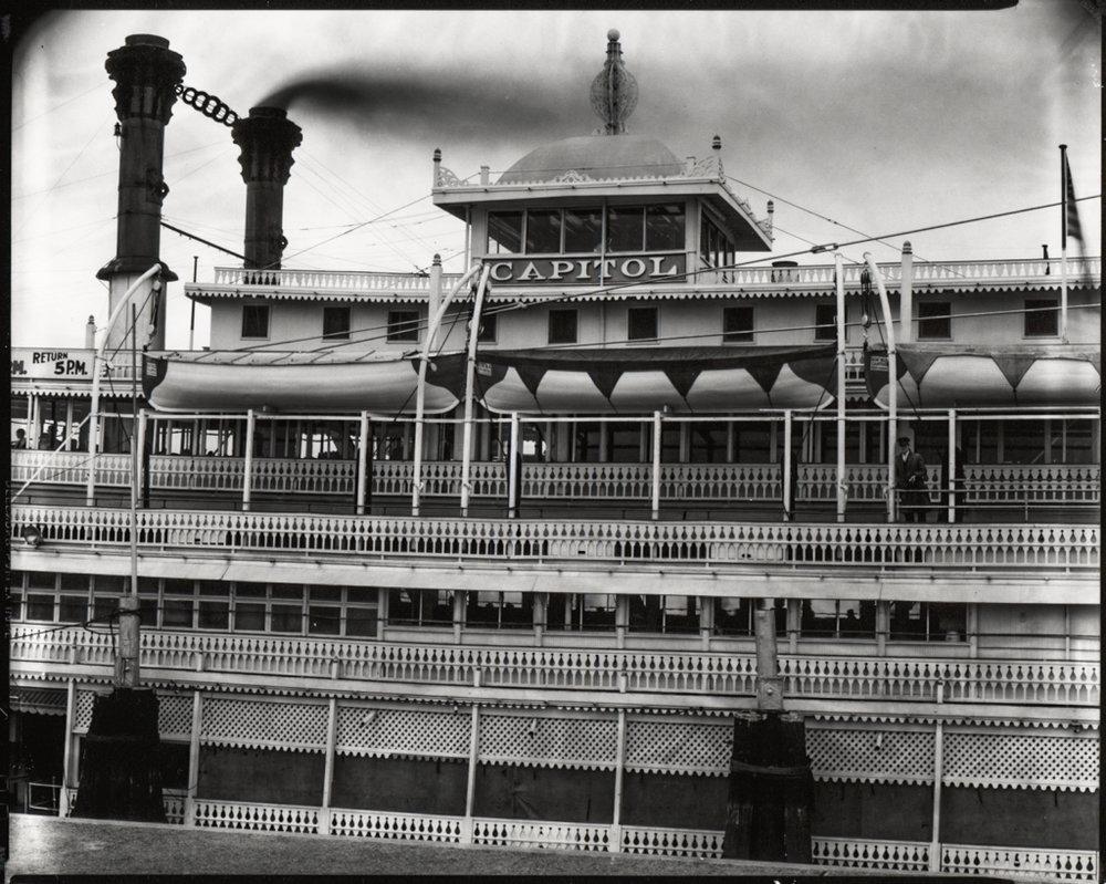 River Boat,  Louisiana
