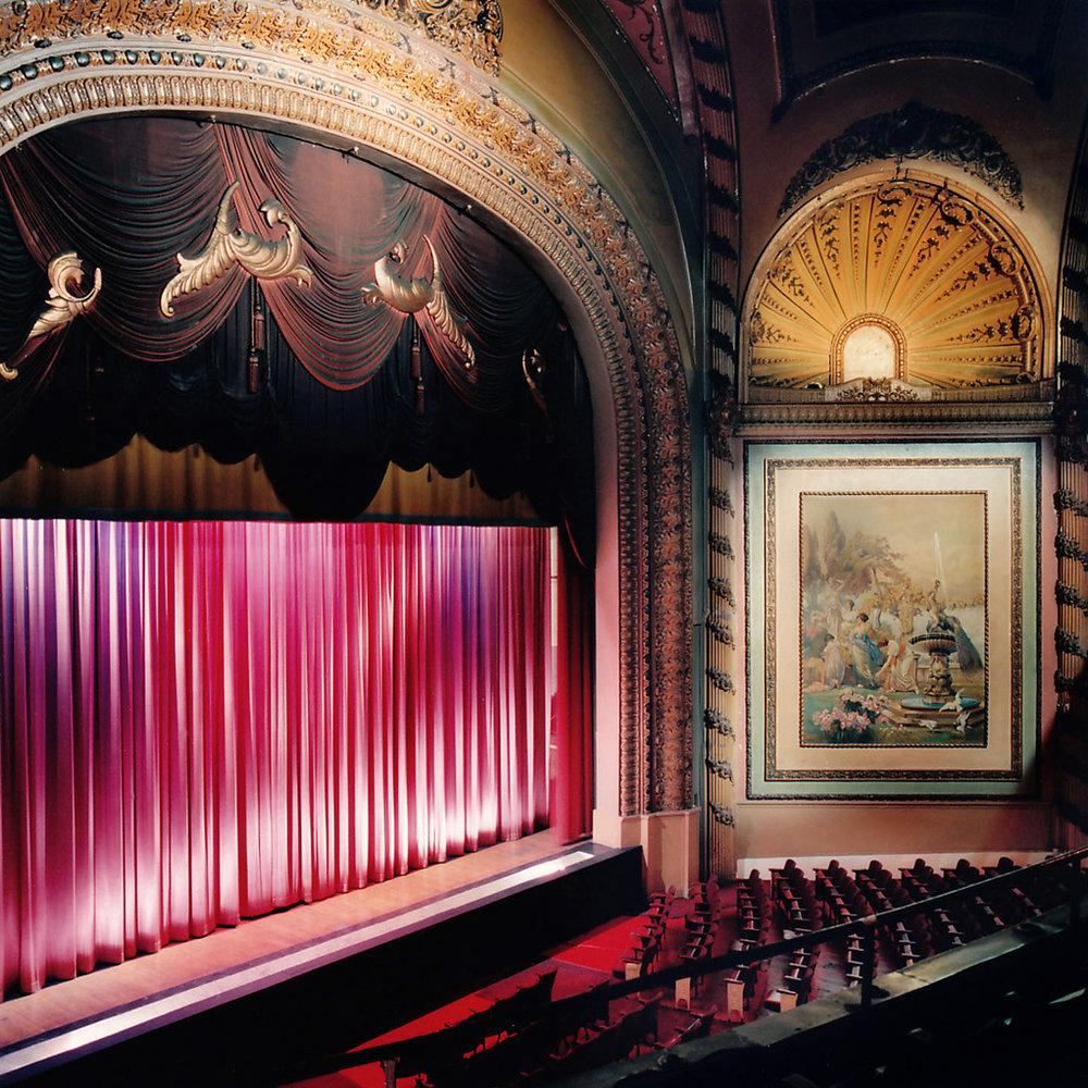 STEFANIE KLAVENS,  Palace Theatre, Los Angeles, California