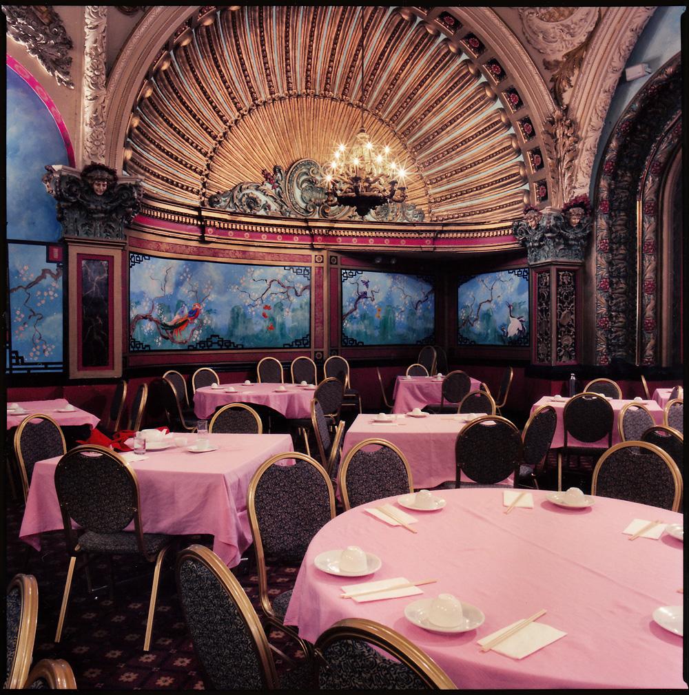 STEFANIE KLAVENS,  Banquet Hall