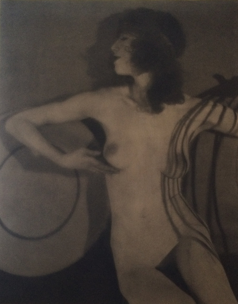 EDWARD WESTON,  Fantastique - Dancer, Los  Angeles , 1921