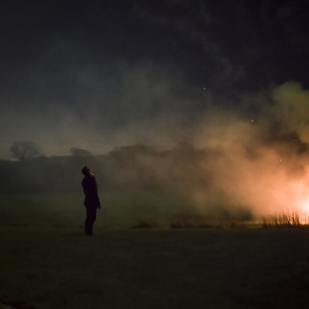 CIG HARVEY,  The Fire , 2015