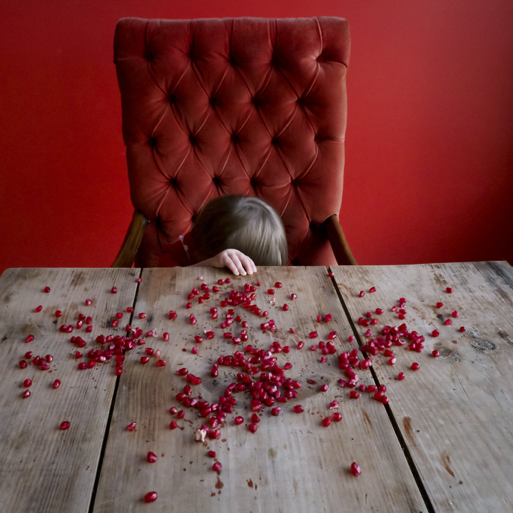 CIG HARVEY,  The Pomegranate Seeds, Scout , 2012