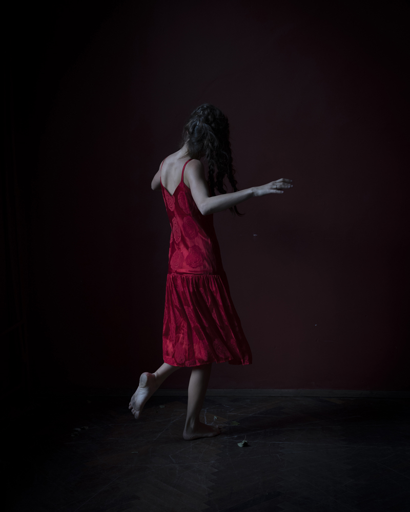 CIG HARVEY,  Dasha Dancing , 2018