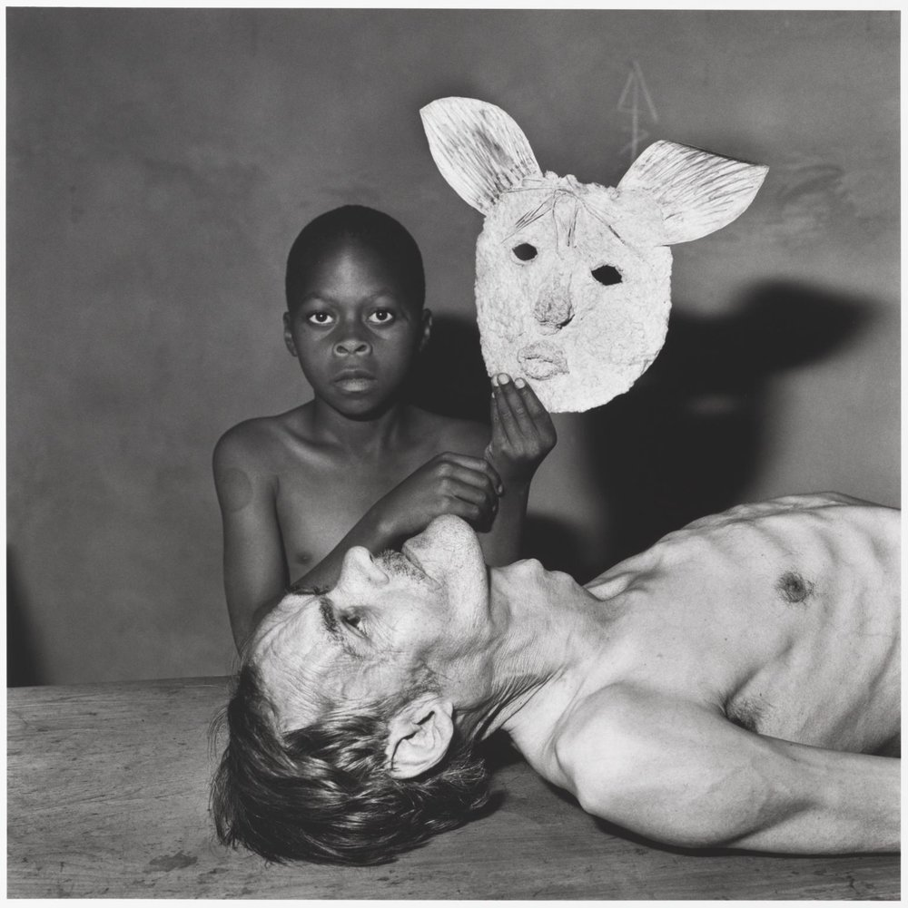 ROGER BALLEN, Tommy, Samson and a Mask, 2000