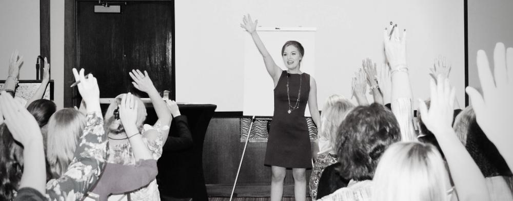 Courtney Elmer Motivational speaker Success Women's Conf.png