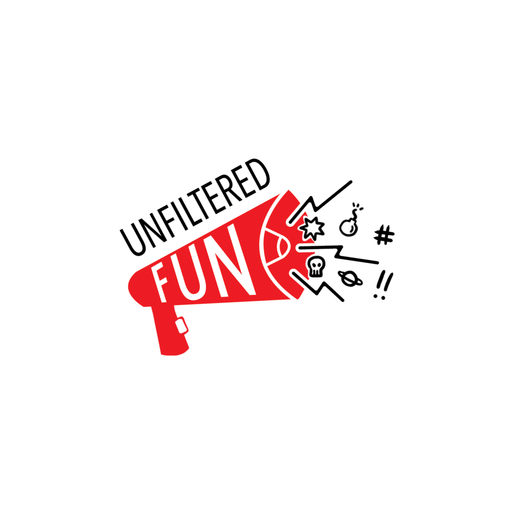 Unfiltered Fun Logo