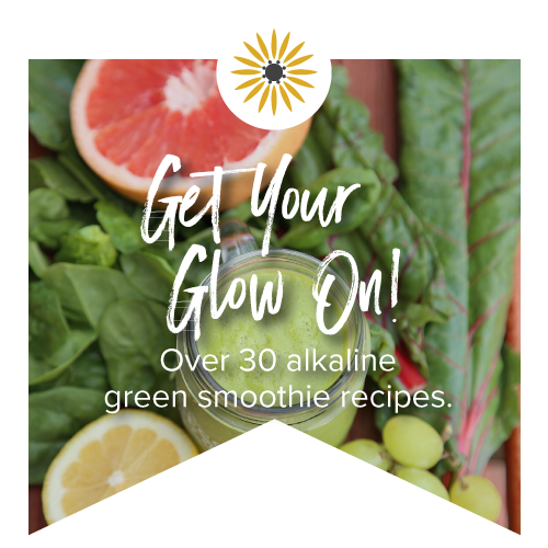 Get Your Glow On - Smoothie Recipe Book (digital ebook) — From Scratch  Wellness