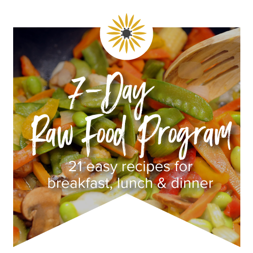 7 day raw foods program recipe book digital ebook from scratch 7 day raw foods program recipe book digital ebook forumfinder Images