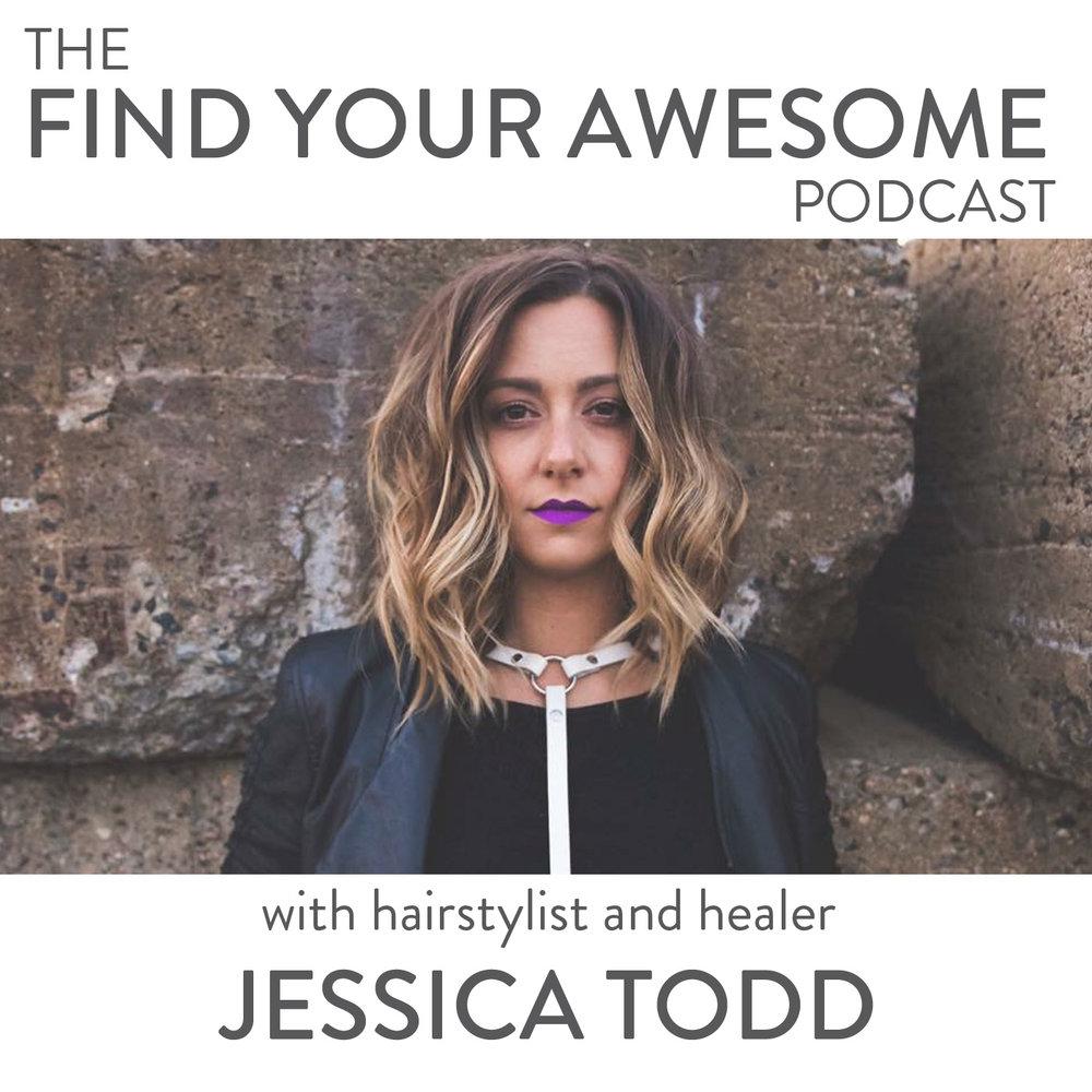 Jessica Todd Podcast