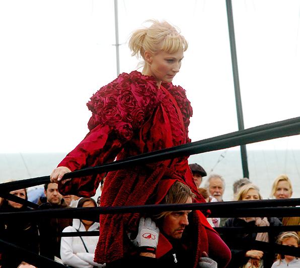 Heartland, Platform Festival, Andover Estate, Islington, London - music by Jude Obermüller, lyrics by Nicky Singer