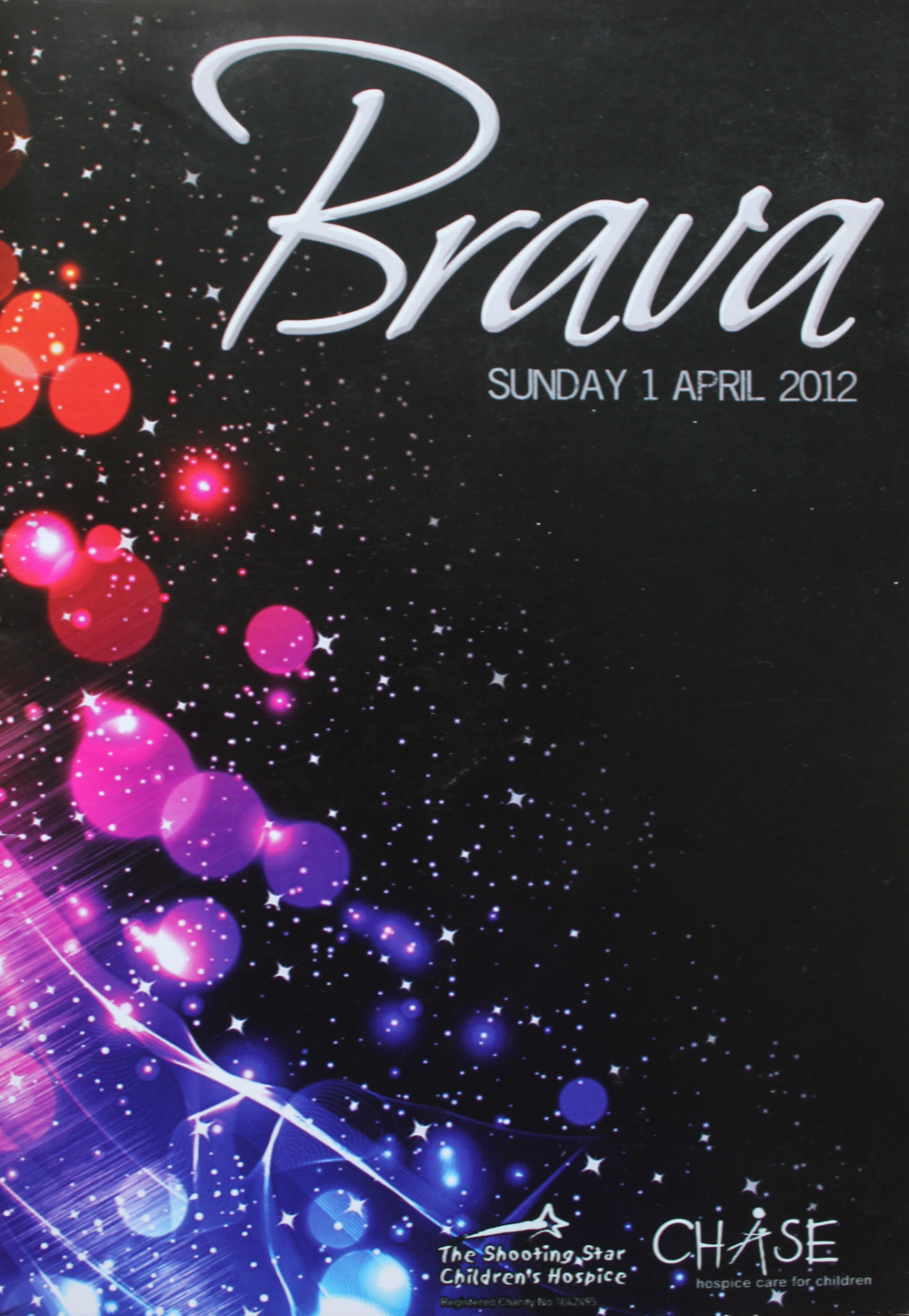 Brava, G-Live, conducted and produced by Alex Parker, orchestrations by Jude Obermüller