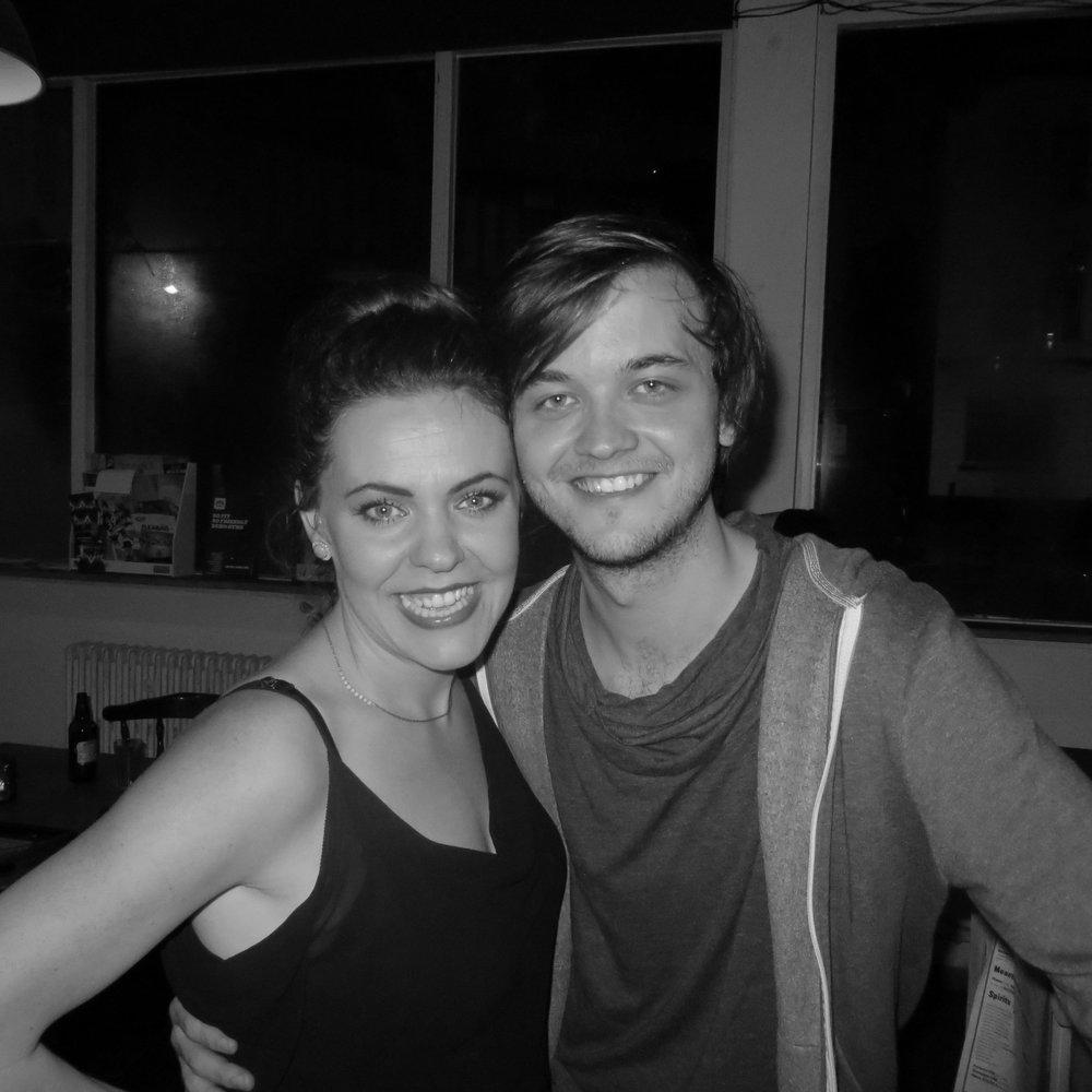 with Rachel Tucker