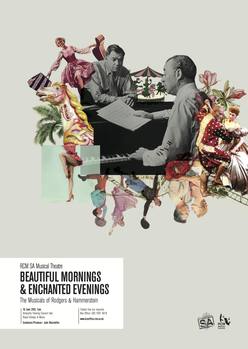 Beautiful Mornings & Enchanted Evenings (design by Louise Richardson)