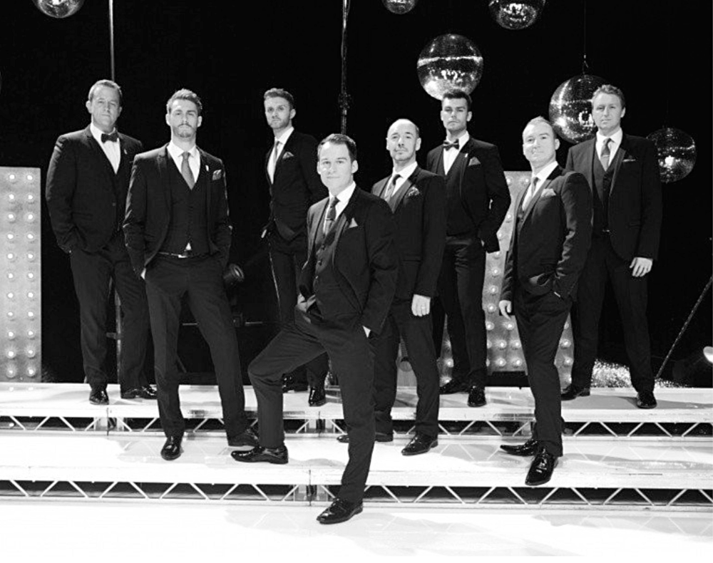 Only Men Aloud (Cardiff Motorpoint Arena (21 December 2013)