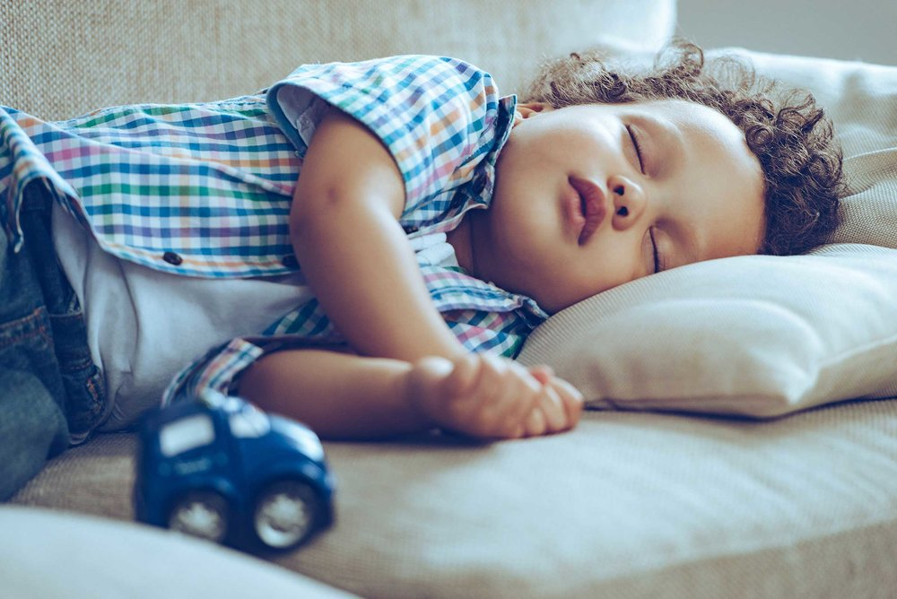 what if your toddler     took longer naps?    learn more