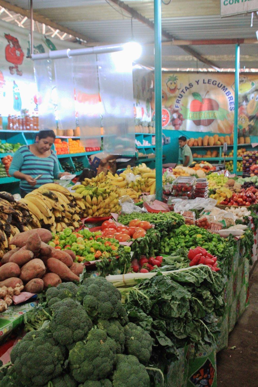 Mercado - San Pedro Pochutla