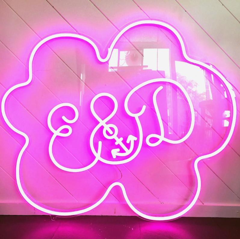 Electric Confetti - Custom Neon Signs - Wedding Decor - The Wedding Squad
