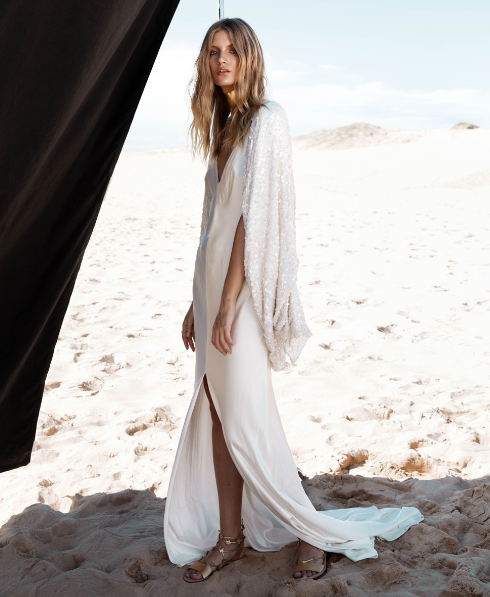 One Day Bridal - Moss Gown