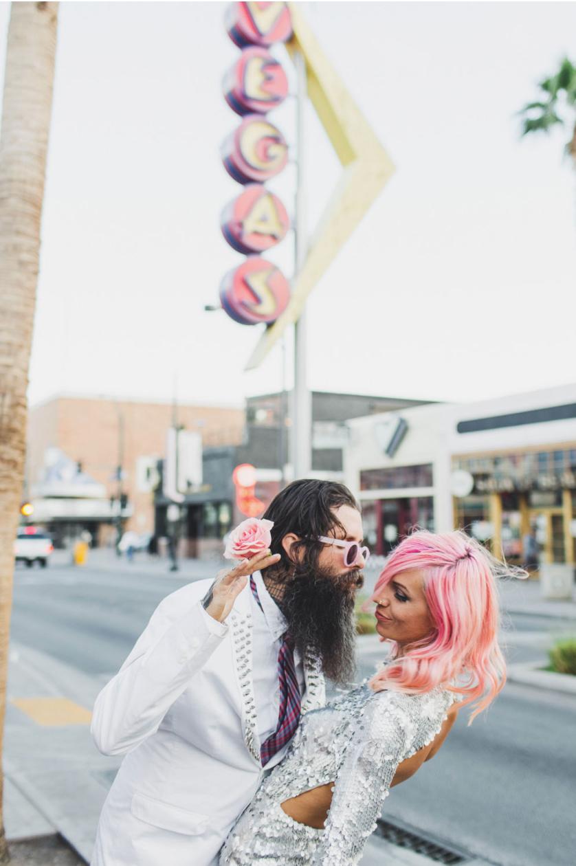 Las Vegas Elopement - The Wedding Squad