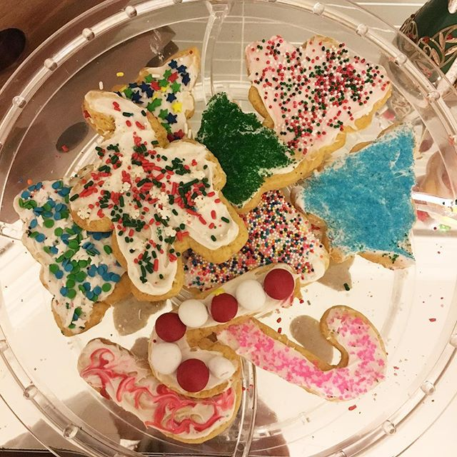 These won't last long! We have a couple of cookie monsters #among us. #adventword