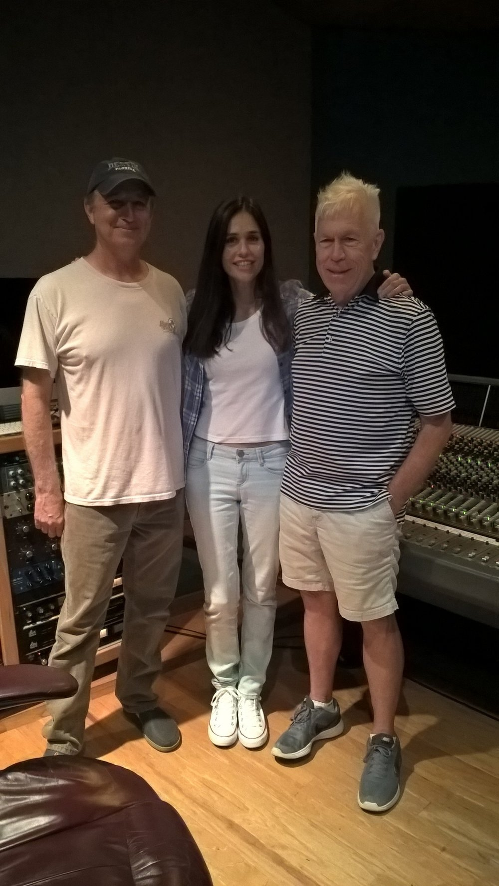 Susanna Lynn, Bob Bullock, Larry Rogers at The Sound Kitchen