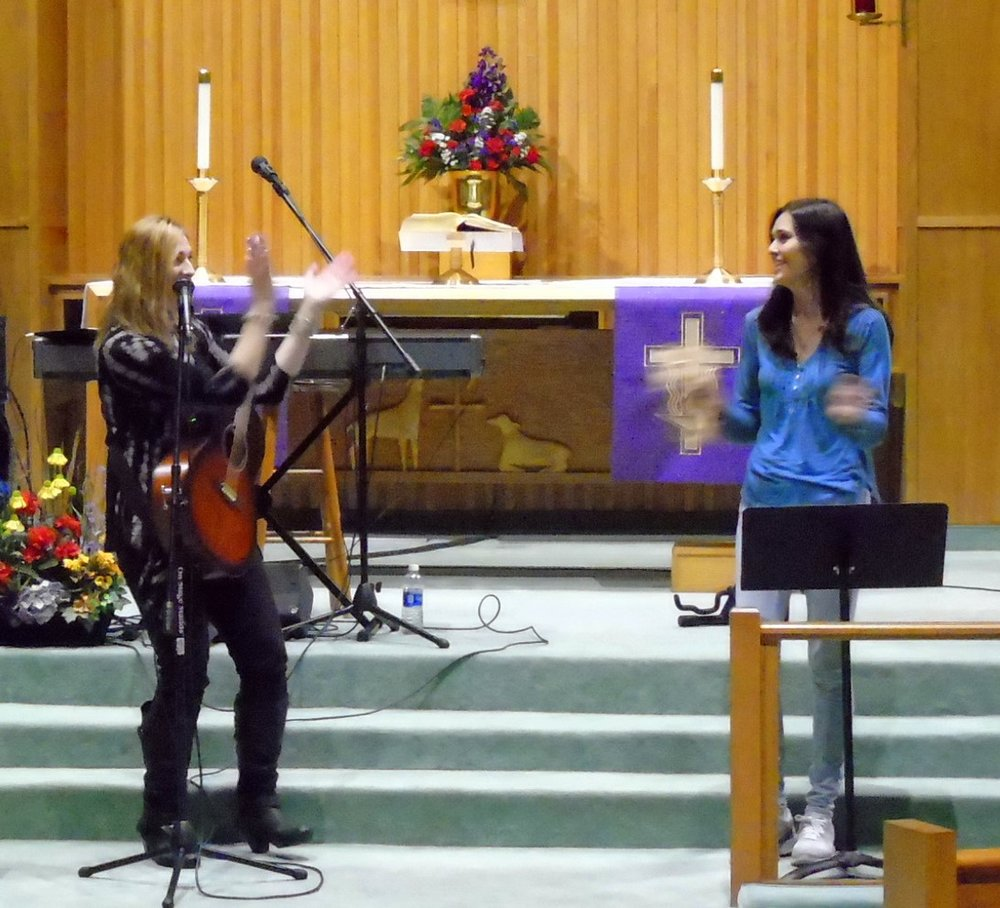 Wendy Sue Concert at Good Shepherd Lutheran