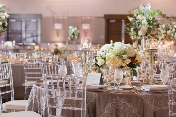 Alfond Inn Ballroom Luxury Wedding