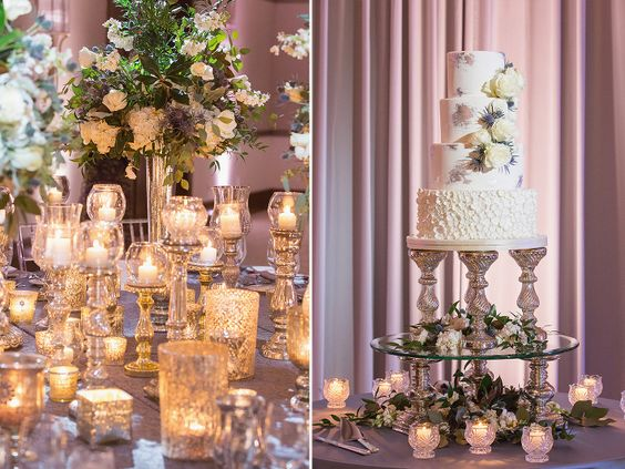 The Sugar Suite Wedding Cake