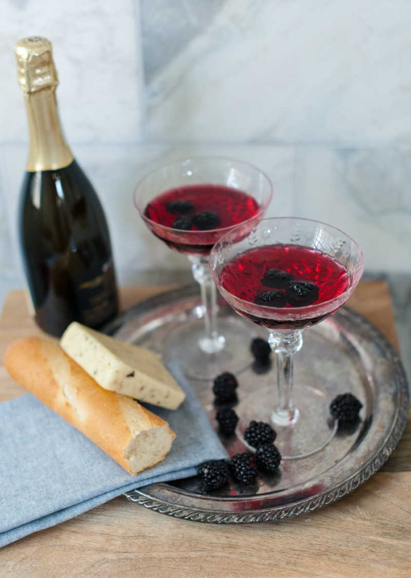 Bastille Day Cocktails | Lisa Stoner Events