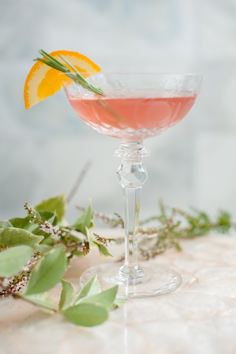 French Tart Cocktail || Lisa Stoner Events