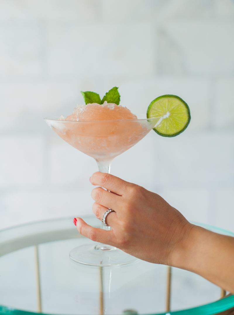 Frosé All Day || Lisa Stoner Events