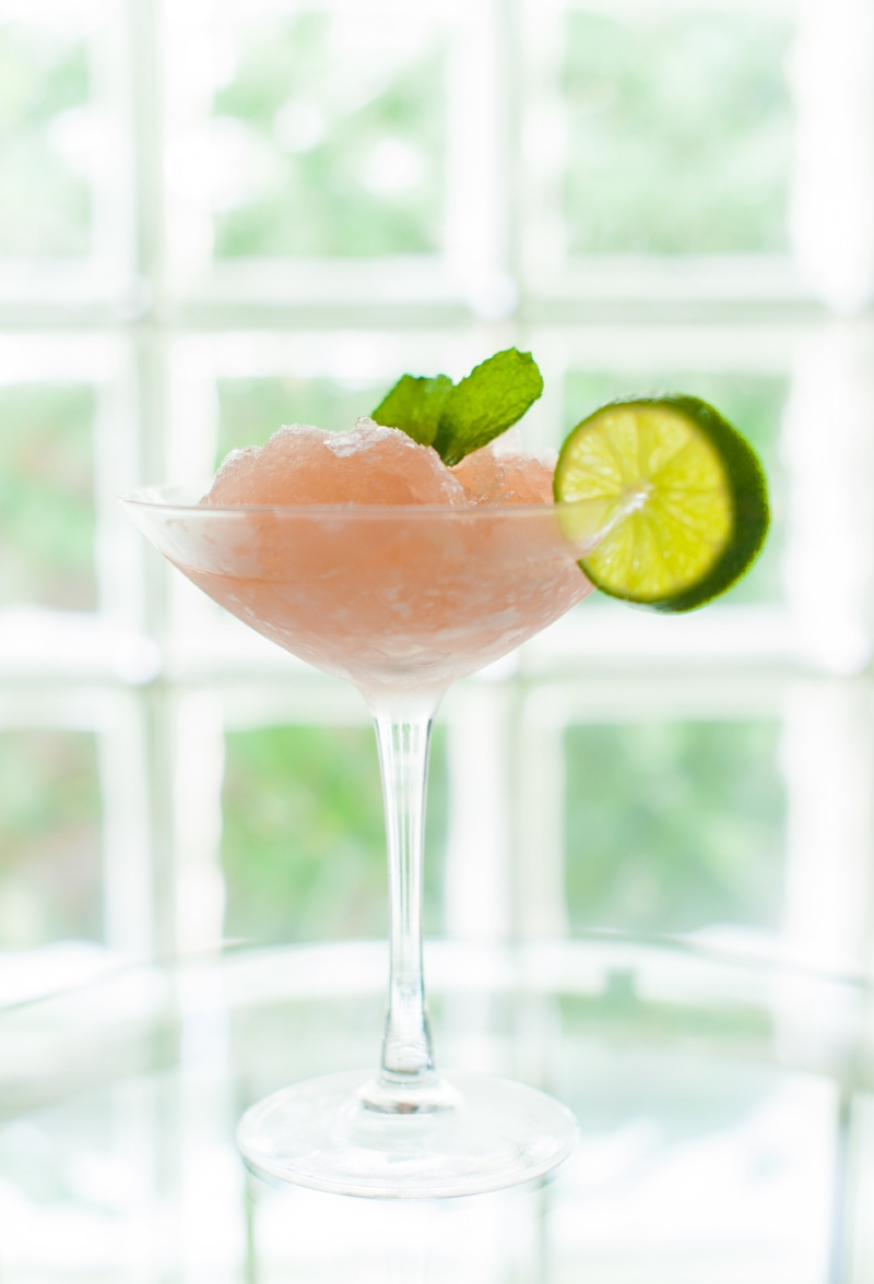 Frosé Recipe || Lisa Stoner Events