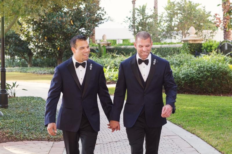 Same Sex Wedding || Lisa Stoner Events || Ritz Carlton Orlando || Root Photography.JPG