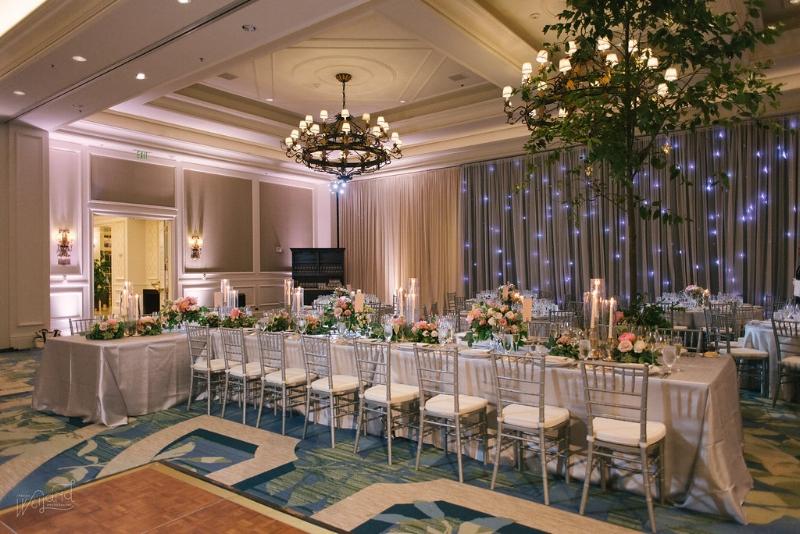 Starry Nigh Ballroom Wedding || Lisa Stoner Events || Ritz Carlton Orlando || Jordan Weiland Photography