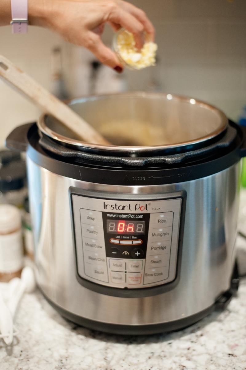 Instapot Vegan Lentil Chili- Lisa Stoner