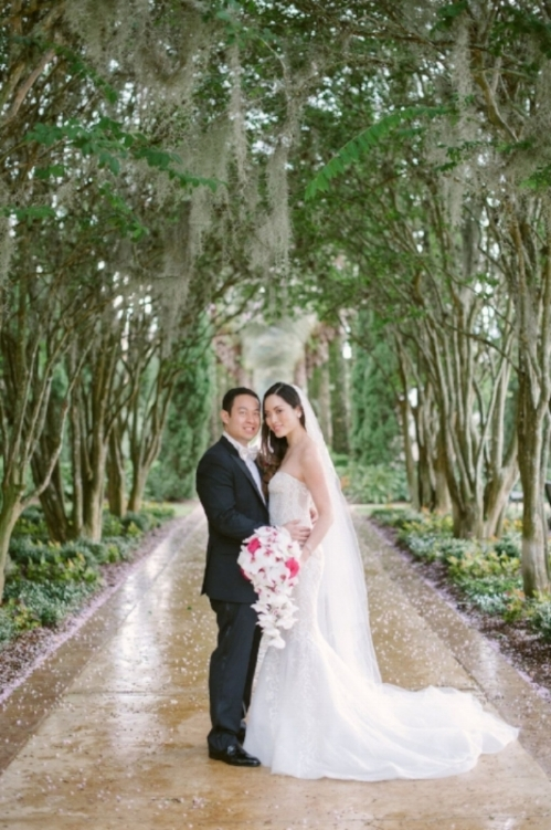 Lisa Stoner Events - Orlando Luxury Weddings - Four Seasons Orlando - First Look.jpg