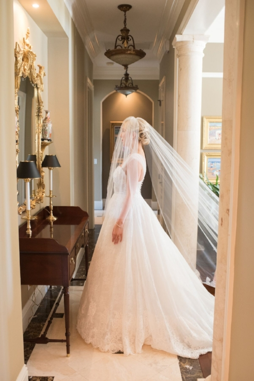 Lisa Stoner Events - Luxury Central Florida Weddings - Orlando Weddings - Classic Southern Wedding - A Line Ball Gown - Winter Park.jpg