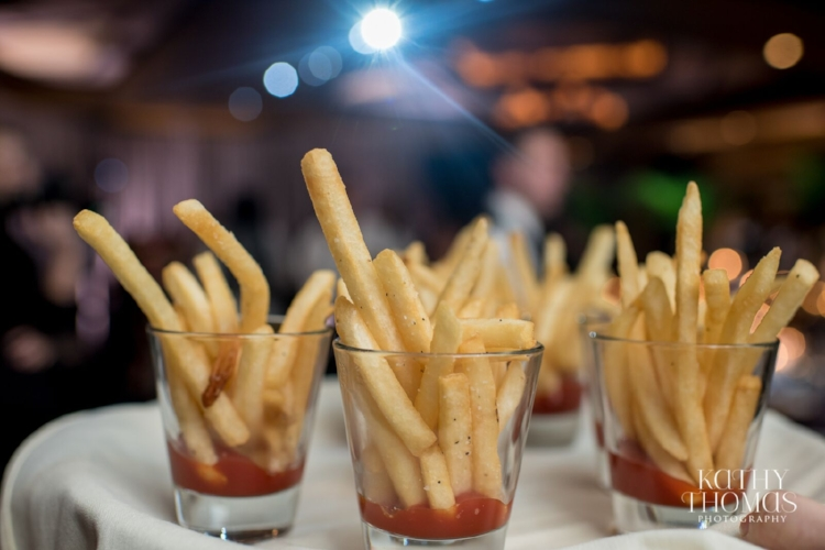 Lisa Stoner Events - Luxury Weddings - Orlando Weddings - Grand Bohemian Hotel - black tie wedding - same sex wedding - Marriage Equality  - Wedding Planner - plum and grey wedding - late night snacks - butler passed french fries.jpg