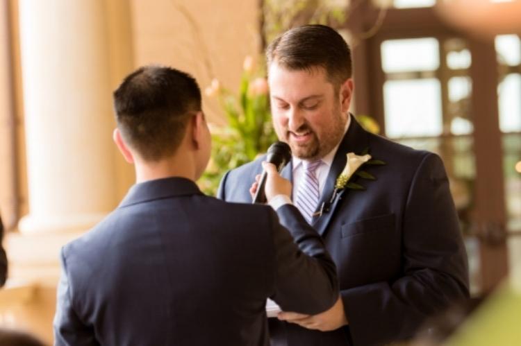 lisa stoner events- same sex wedding- orlando same sex wedding- four seasons orlando- intimate wedding - exchange of vows.jpg
