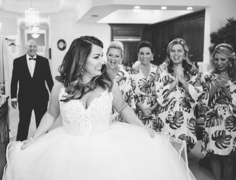 lisa stoner weddings - hayley Paige - hayley paige blush collection - father of the bride - bride- wedding gown - bridal party - bridal party in matching robes - hammock beach weddings.jpg