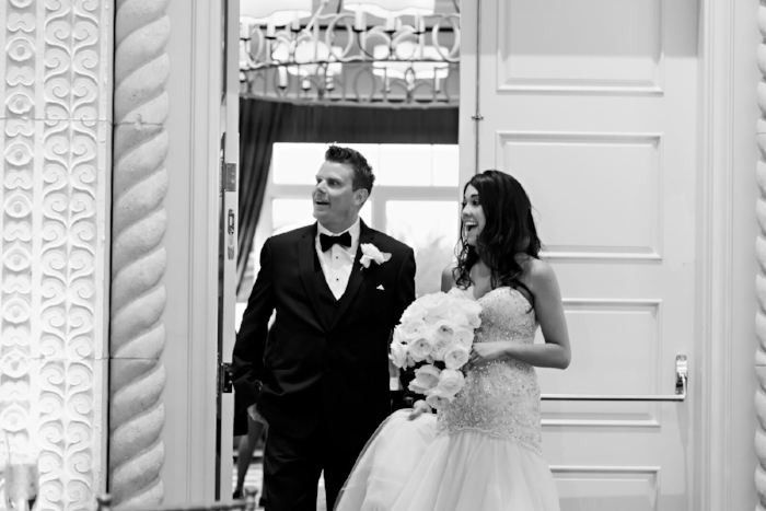 lisa stoner events - ritz carlton orlando - sneak peek at ballroom- bride- groom- bride and groom- best wedding planner in orlando.jpg